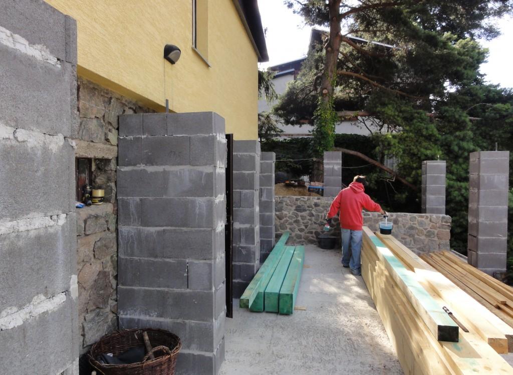 Zedník obkladač brno
